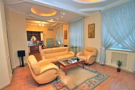 2 pièces de charme, 70 m², au coeur de Moscow #TV 071   Russian Apartment   Scoop.it