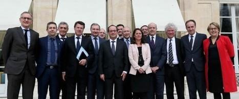 Le président de Toulouse Métropole Jean-Luc Moudenc reçu à l'Elysée | Toulouse La Ville Rose | Scoop.it