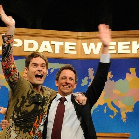 Try Not to Laugh at SNL Cast Members Breaking Character | Digital-News on Scoop.it today | Scoop.it