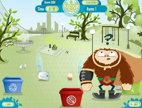 Fun Websites for Teaching Kids About Recycling and Sustainability | Education for Sustainable Development | Scoop.it