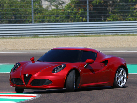 2014 Alfa Romeo 4C has a supercar personality, and there's much that's super ... - National Post | Luxury Cars | Scoop.it