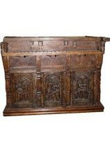 Hand Carved Kama Sutra Chest Sideboard Buffet Server India Free Ship | Mogul Interior | Vintage Style Decor With Antique Furniture | Scoop.it