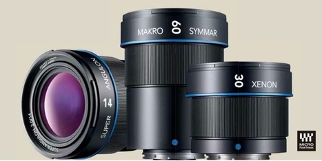 Thre new Schneider lenses for Micro Four Thirds! | COMPACT VIDEO & PHOTOGRAPHY | Scoop.it