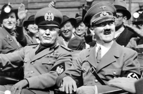 The Foreign Policies of Hitler and Mussolini | Ravo IB History | Scoop.it