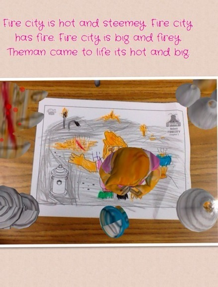 More on Augmented Reality in Kindergarten | iPad classroom | Scoop.it
