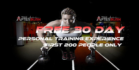 30 days of unlimited personal training in Mesa, AZ | Extreme Fitness Work | Scoop.it