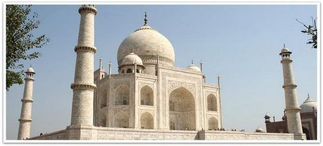 Devour the Beauty of Taj & Valor of Rajputs, Delhi Agra Jaipur Tour | Visit India | Scoop.it