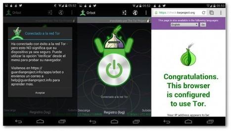 Orbot: navegación segura y anónima en Android | Herramientas digitales | Scoop.it