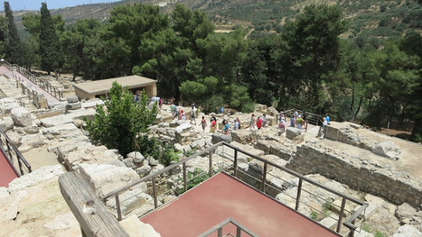 Artventures: The Splendor of Knossos and the Minoans | scoop.it 2- greek architecture | Scoop.it