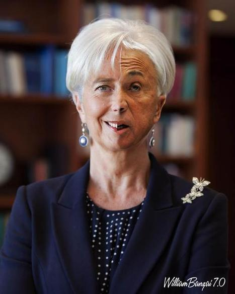 #Lagarde On #Taxes And Diplomacy: It's All TurboTax To Me | ZeroHedge | Commodities, Resource and Freedom | Scoop.it