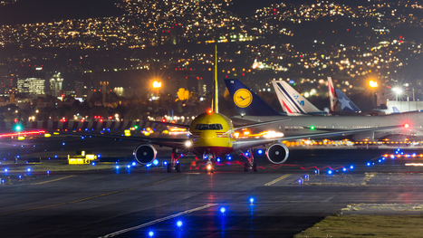 Boeing 767-281(BDSF) - DHL (ABX Air) | Aviation & Airliners | Scoop.it
