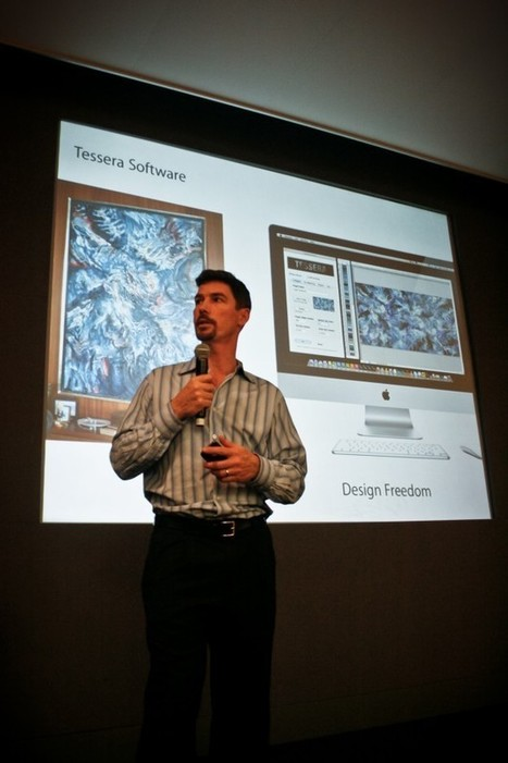 Apple Store Mosaic Workshop | Artaic | Custom Mosaic Design and ... | mosaics | Scoop.it