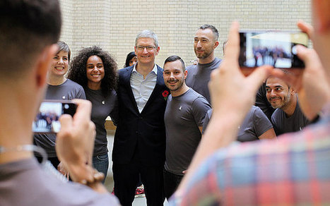 Apple's Tim Cook declares the end of the PC and hints at new medical product | Internet of Things - Company and Research Focus | Scoop.it