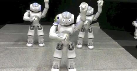 Si Nao s'y met aussi… | Actualités robots et humanoïdes | Scoop.it