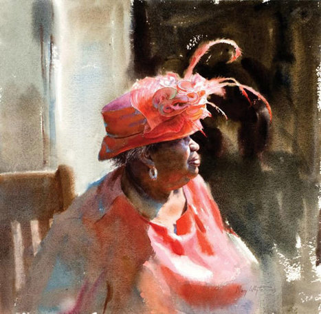 Painting advice from Mary Whyte, Watercolor painting, Art tips | Technology in Art And Education | Scoop.it