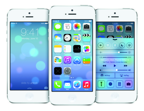 Why iOS 7 forced developers to redesign their apps for experienced smartphone users | Real Estate Plus+ Daily News | Scoop.it