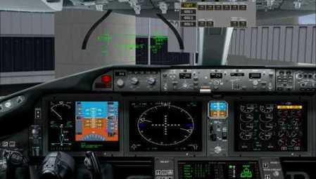 FS2004 - TDS Boeing 787 Panel | re | Scoop.it