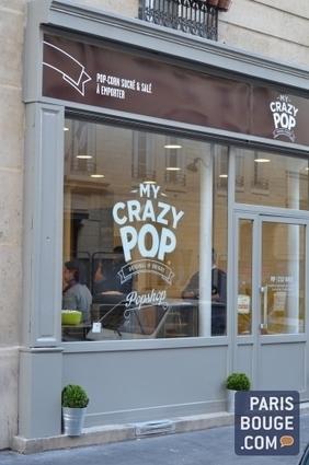My Crazy Pop: la boutique que j'attendais pas vous? | Parisfood. it! | Scoop.it