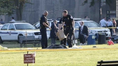 Man seen on fire on National Mall dies from injuries - CNN | Global Politcs- Current Events | Scoop.it