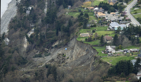 Washington State Landslide Destroys Home, Threatens Others - other global landsides as well. | Weathering and Erosion | Scoop.it