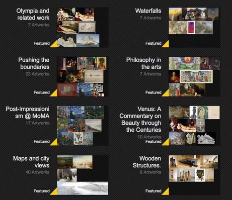 User galleries - Google Art Project | Ca m'interpelle... | Scoop.it
