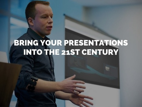 Bring Your Presentations Into the 21st Century | Digital Presentations in Education | Scoop.it