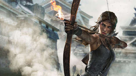 E3 2014: Rise Of The Tomb Raider Coming Holiday 2015 | Culture G | Scoop.it