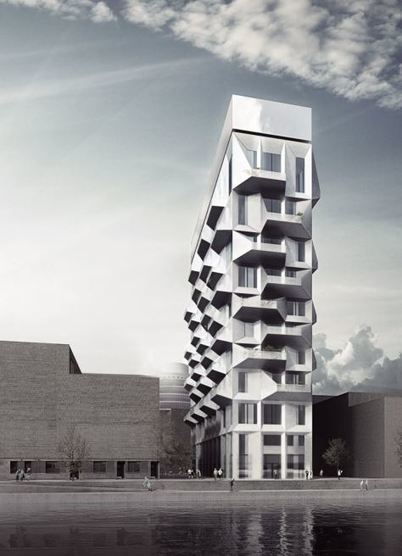 [Copenhagen, Denmark] The Silo by COBE | The Architecture of the City | Scoop.it