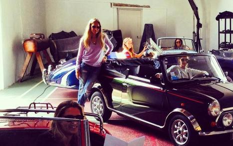 Le Rallye des Caprices : Glamour on the road | rallyes automobiles féminins | Scoop.it