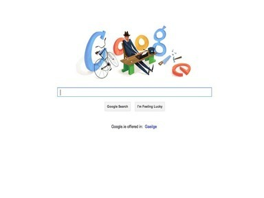 Google celebrates the Irish author Brian O'Nolan in doodle today | Morgen Bailey Daily | Scoop.it