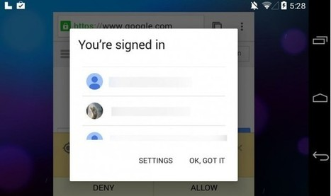 Fresh Android L Pictures Revealed | Android Tips and Tricks | Scoop.it