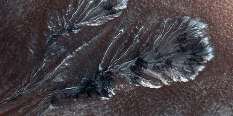 Ceci est une photo satellite de Mars | SandyPims | Scoop.it