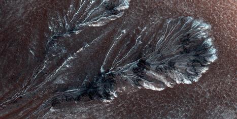 Ceci est une photo satellite de Mars | SandyPims | Scoop.it