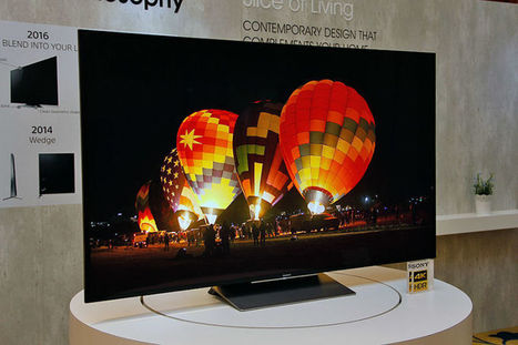 The Latest 4K HDR TVs From Sony Will Win Hearts With Some Unbelievable Specs | Start a Website | Scoop.it