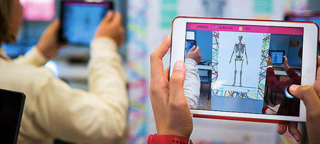 Zientia, la plataforma educativa española que enseña con realidad aumentada | Montserrat Lopez de Luzuriaga: realidad aumentada aplicada a la educación | Scoop.it