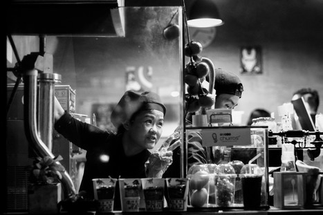 blupace | Blupace: Finding Seoul with the Fuji XT1 & 56mm 1.2 | Fuji X Series Cameras | Scoop.it