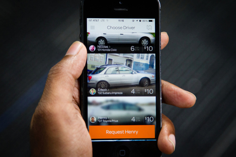 Ridesharing Service Sidecar Raises Another $15 Million, Adds Sir Richard Branson As Investor | great buzzness | Scoop.it
