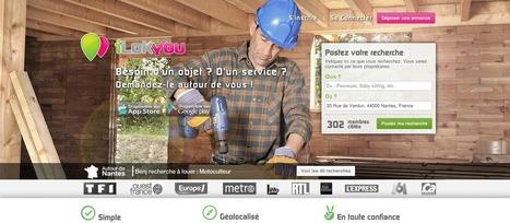 iLokYou: le Google de la consommation collaborative - You make me share | Consommation collaborative | Scoop.it