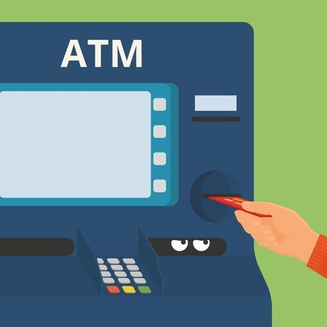 #Security: Invisible #Skimmers at the #ATM | #Security #InfoSec #CyberSecurity #Sécurité #CyberSécurité #CyberDefence & #DevOps #DevSecOps | Scoop.it