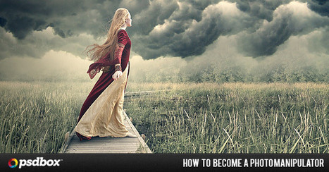 Photomanipulation – How to get started – Practical Demonstration | PSD Box | Aware Entertainment | Scoop.it