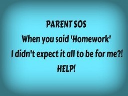 What Is With All The Homework?! | MS Mummy of Two | Scoop.it