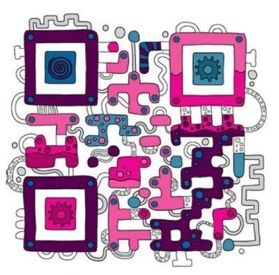 QRcode Art selon JESS3 | QRart | Scoop.it