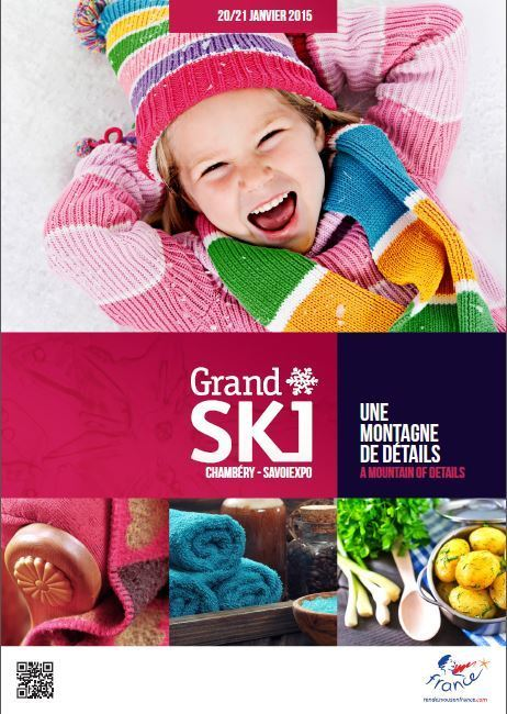 Les Hautes-Alpes participeront au salon professionnel Grand Ski 2015. | Actu Hautes-Alpes | Scoop.it