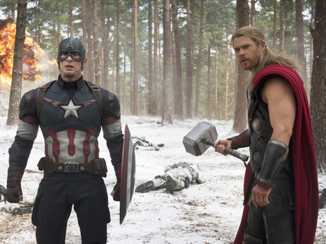 How Physics Explains Thor's Hammer And Captain America's Shield | PhysicsLearn | Scoop.it