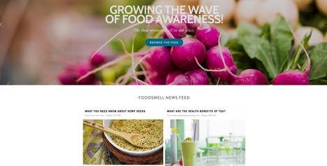 Foodswell | Showcase of custom topics | Scoop.it