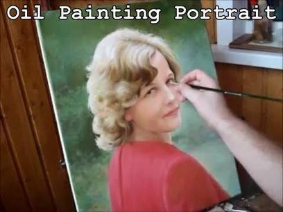 Tips For Buying A Happening Oil Painting Portrait by Fiorela Luca   Custom Art   Scoop.it