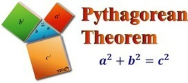 Matemáticas con Tecnología: Learn The Pythagorean Theorem and its Applications. | Mathematics learning | Scoop.it