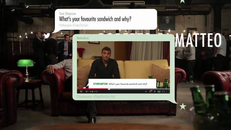 Heineken Share the Sofa Tribal DDB Amsterdam - YouTube | Booze | Scoop.it