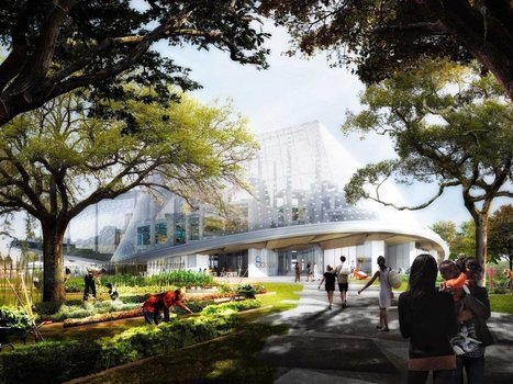 Google's plan to build a futuristic domed campus may lose out to LinkedIn as ... - Business Insider | Social Media Tips | Scoop.it