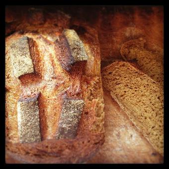 -The KitchenMaid-: Post-modern Annadama bread | Breadmaking | Scoop.it